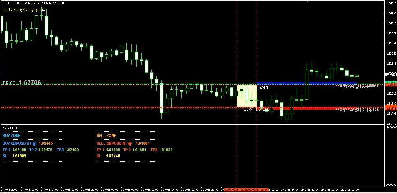 Early bird forex trading training