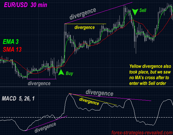 Forex factory macd strategy