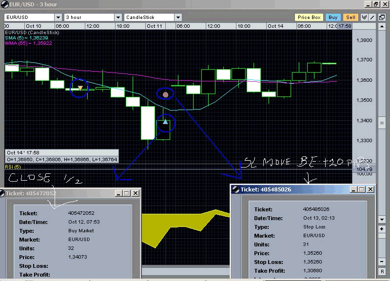 1 h forex strategy revealed